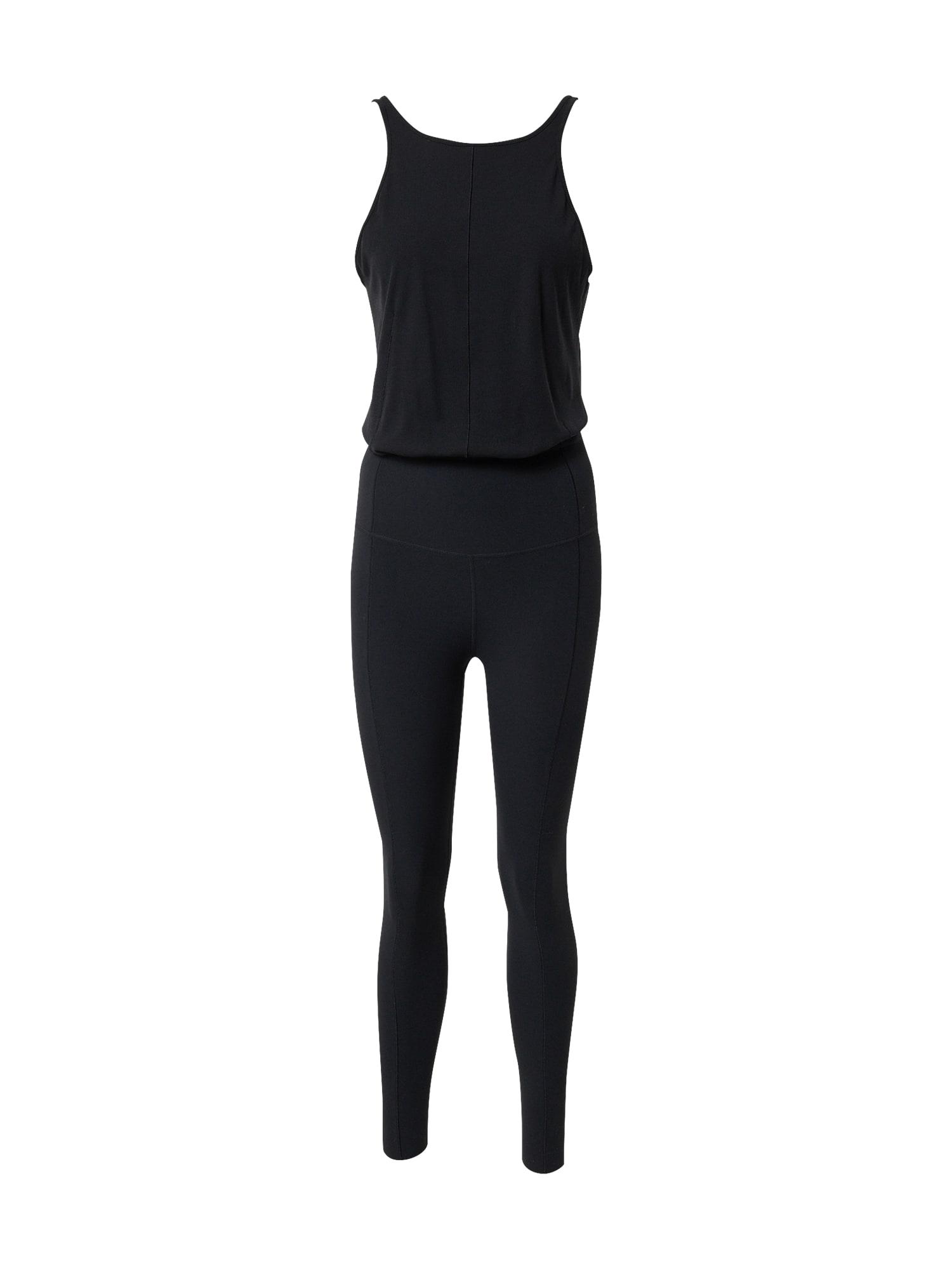 NIKE Sportinis kostiumas juoda