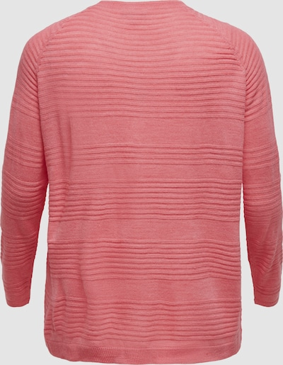 Only Carmakoma Airplain Long Sleeve Pullover Knitted Jumper