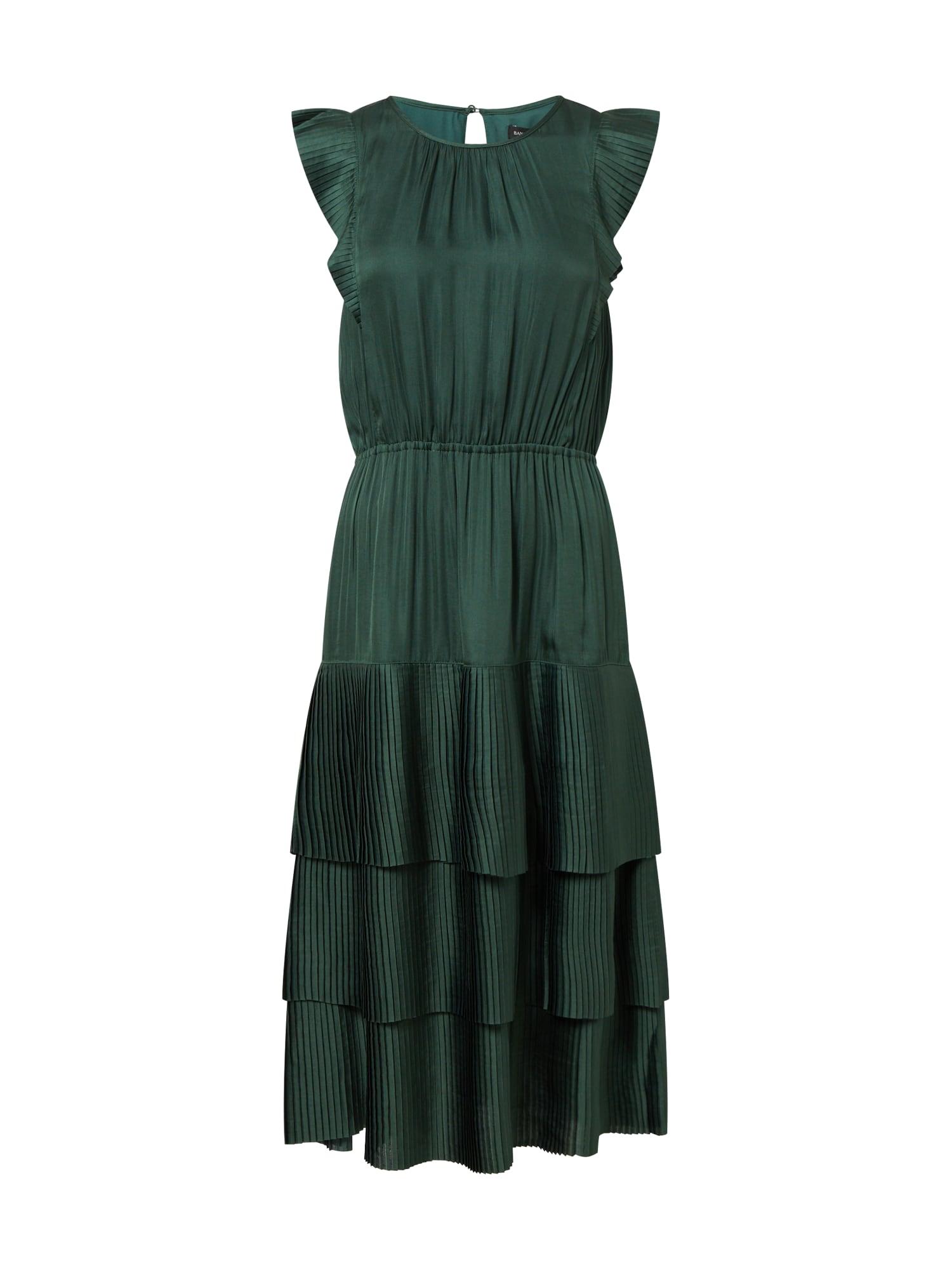 Banana Republic Kokteilinė suknelė žalia