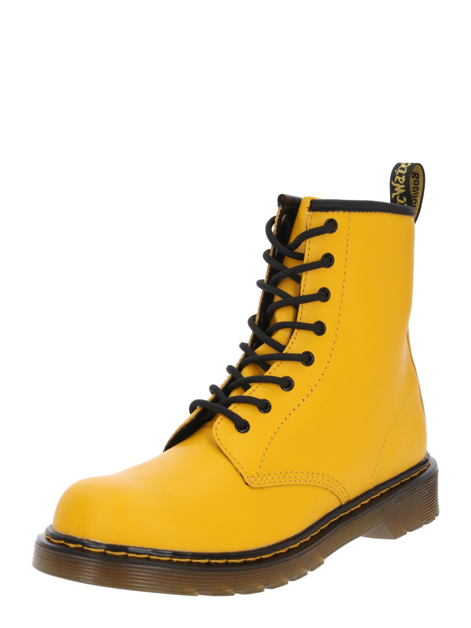 Dr. Martens Auliniai geltona / juoda