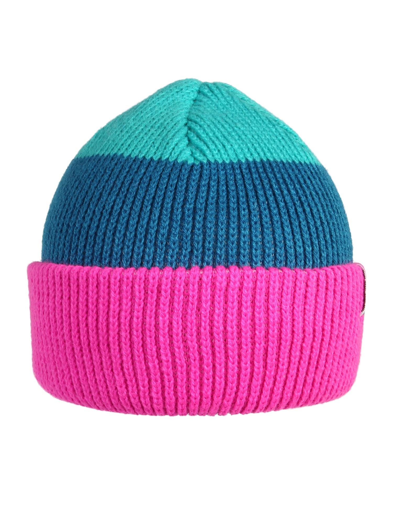 Coal Sportovní čepice  pink / modrá / tyrkysová