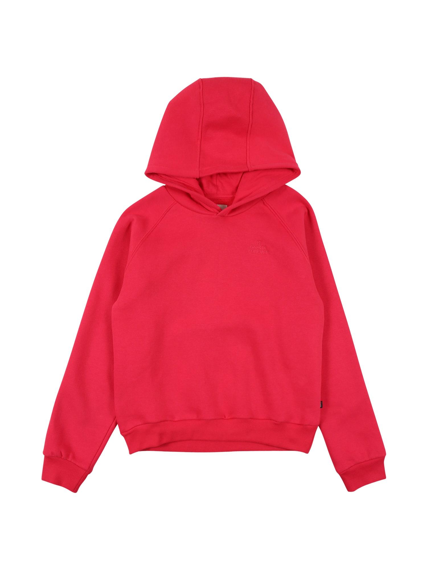 GARCIA Megztinis be užsegimo ryškiai raudona
