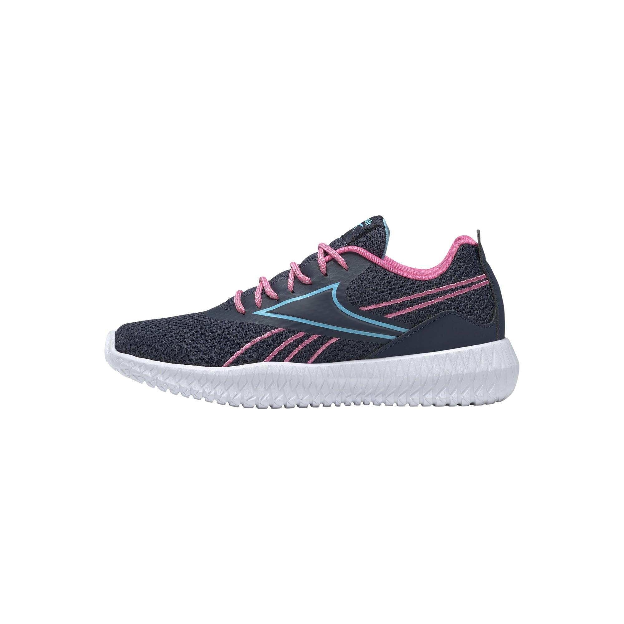 REEBOK Sportiniai batai 'Flexagon Energy' tamsiai mėlyna / tamsiai rožinė / vandens spalva
