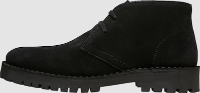 Selected Homme Ricky Wildleder-Chukka-Stiefel