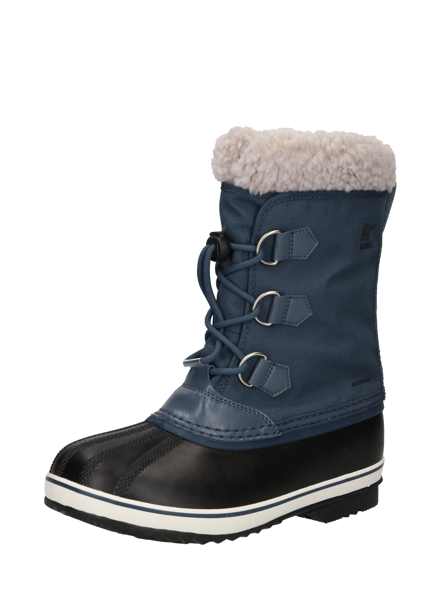 SOREL Sněhule 'YOOT PAC'  námořnická modř / černá