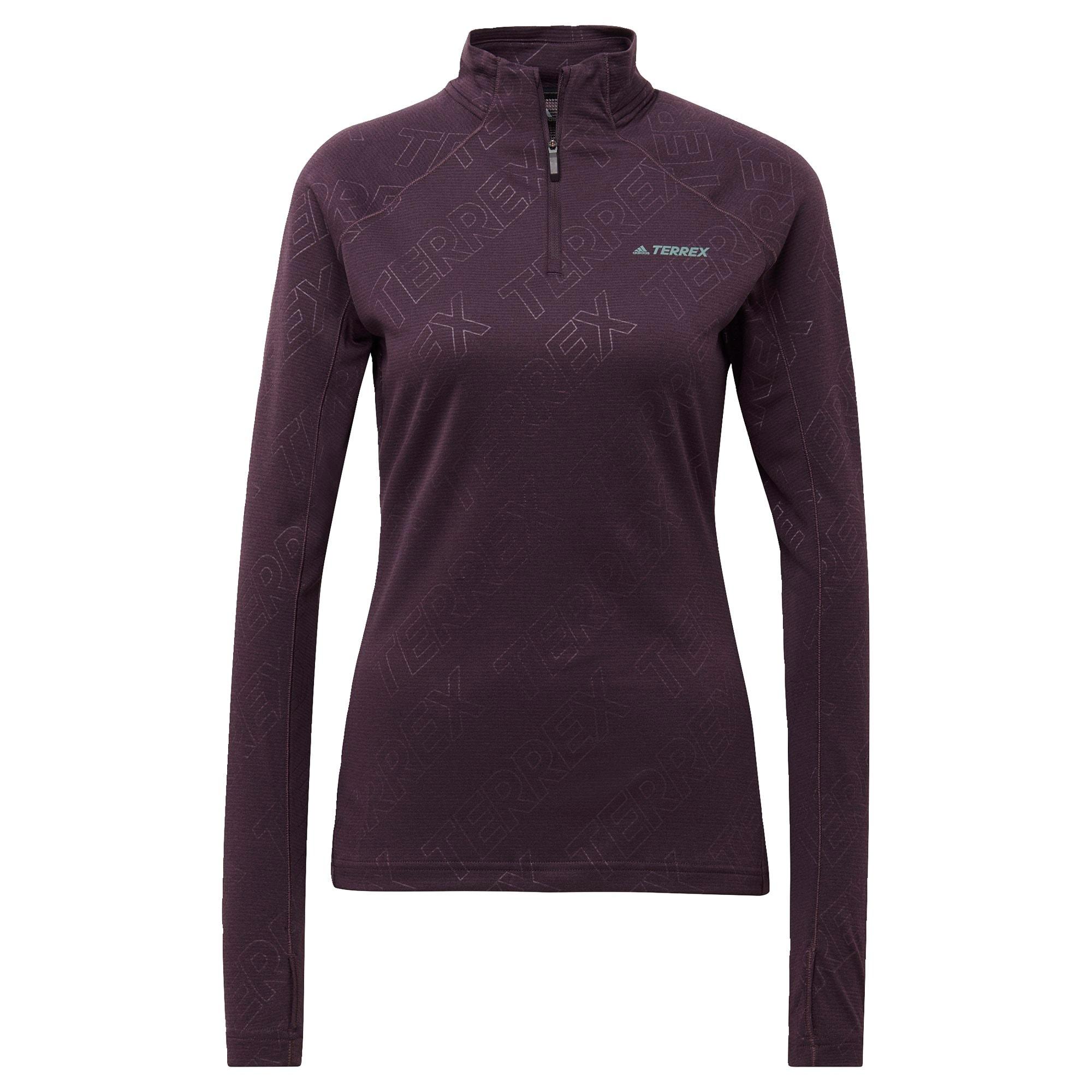 ADIDAS PERFORMANCE Sportiniai marškinėliai purpurinė