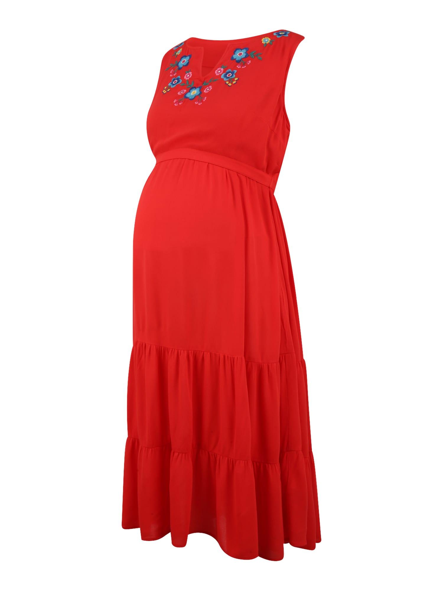 JoJo Maman Bébé Suknelė raudona