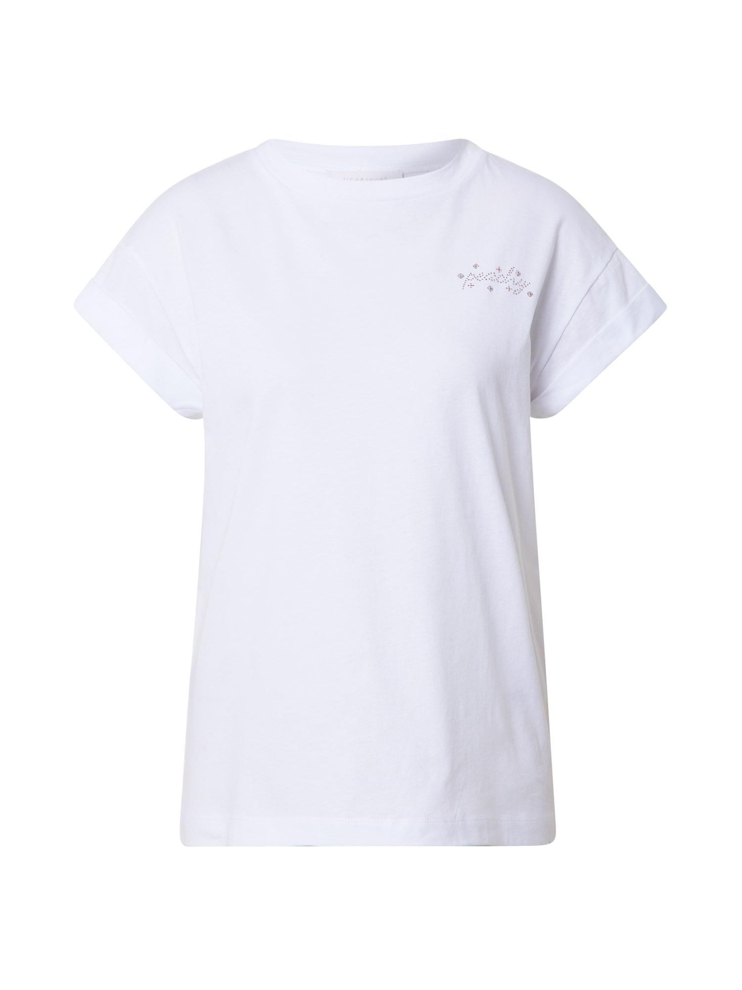 Rich & Royal Marškinėliai balta / rožinė