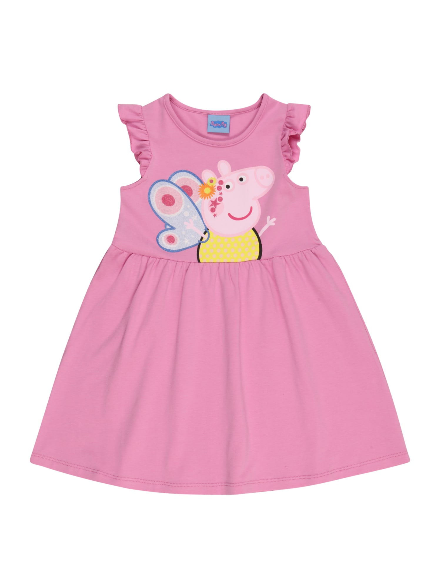 Peppa Pig Suknelė rožinė / mišrios spalvos