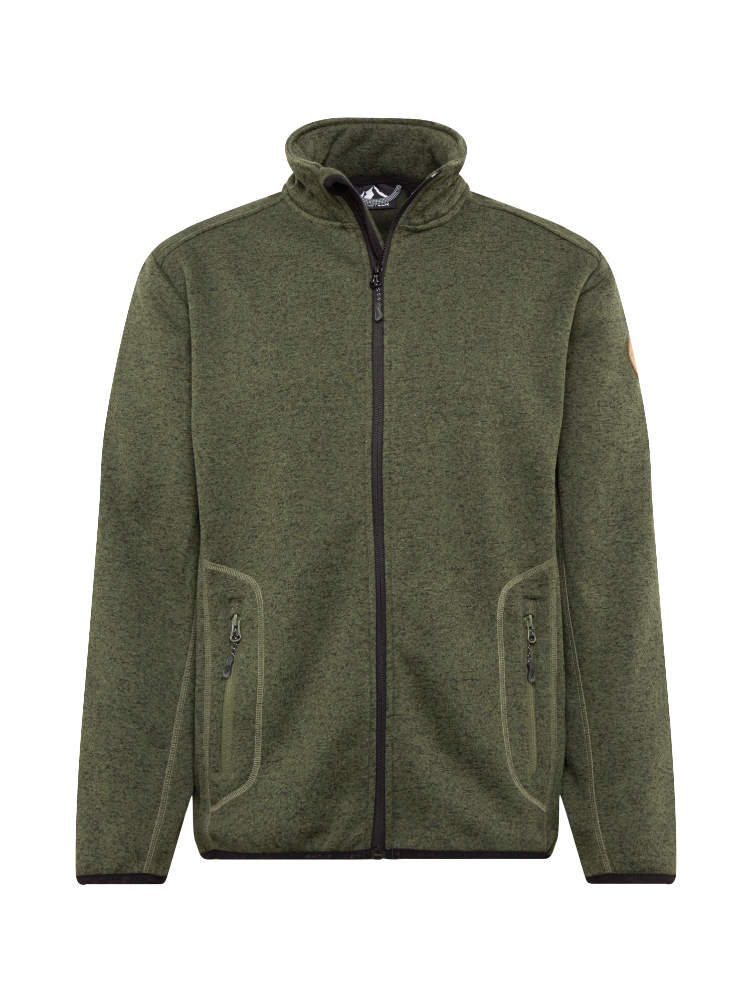 Whistler Funkcinis flisinis džemperis alyvuogių spalva