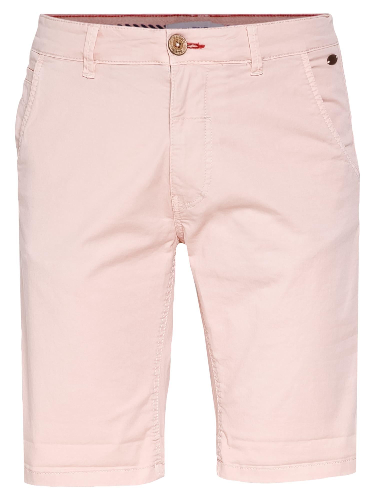 """BLEND """"Chino"""" stiliaus kelnės abrikosų spalva"""