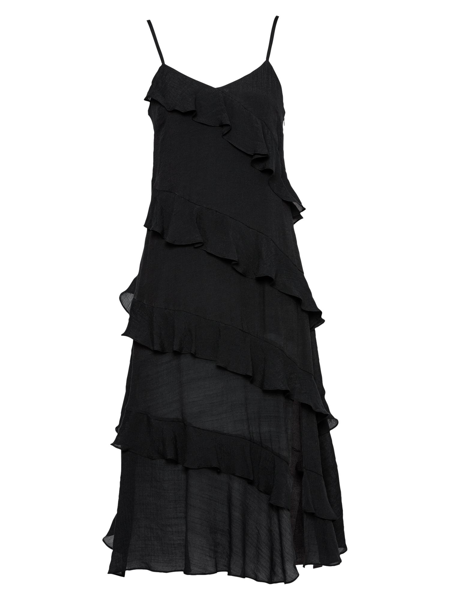 MINKPINK Kokteilinė suknelė juoda