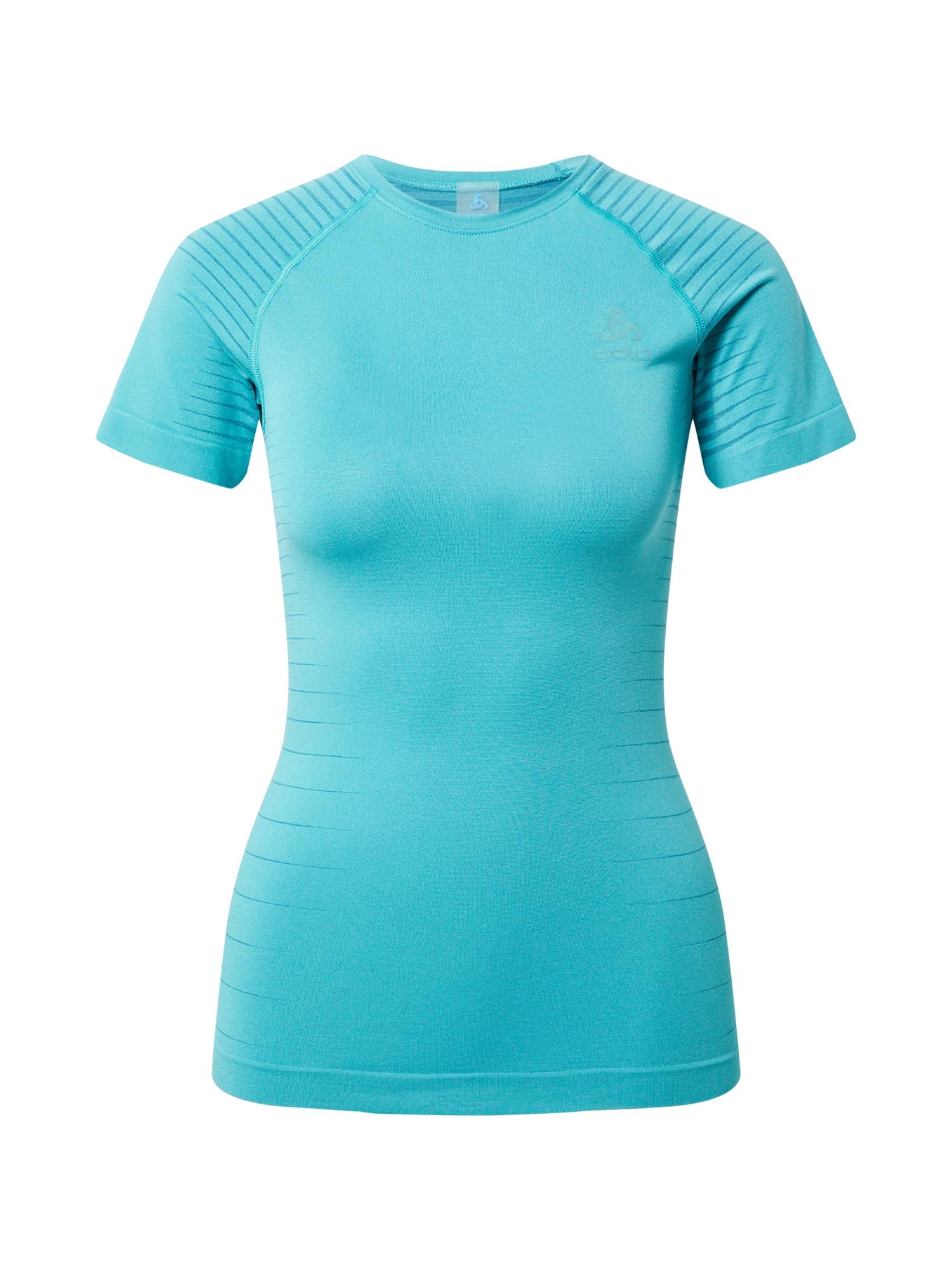 ODLO Sportiniai apatiniai marškinėliai nefrito spalva