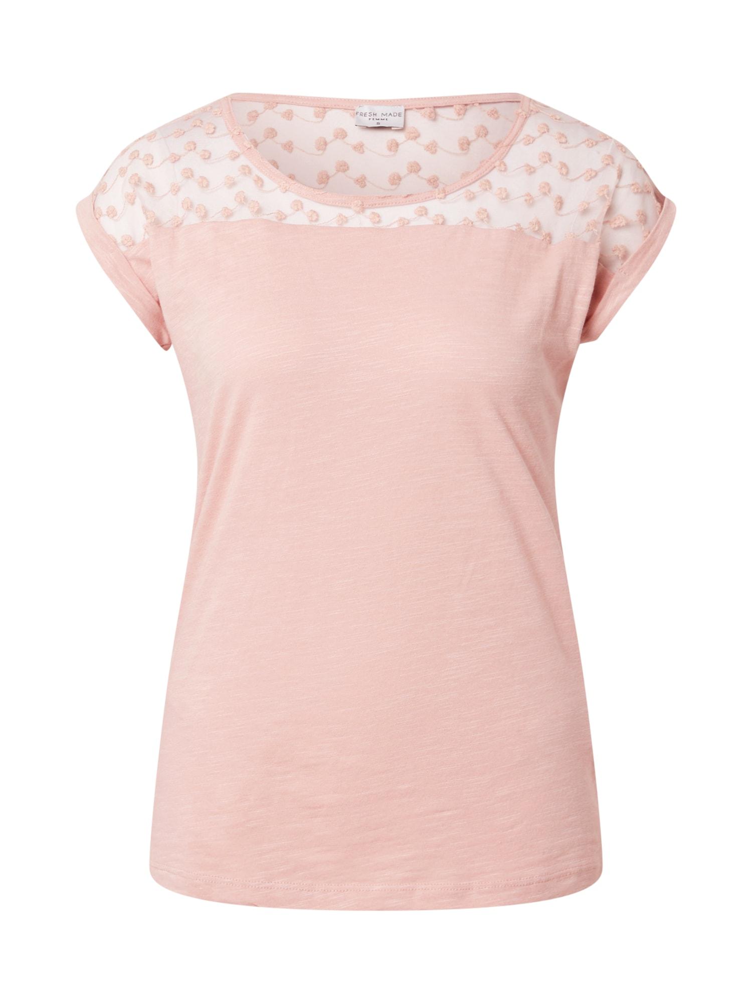 Sublevel Marškinėliai rožinė