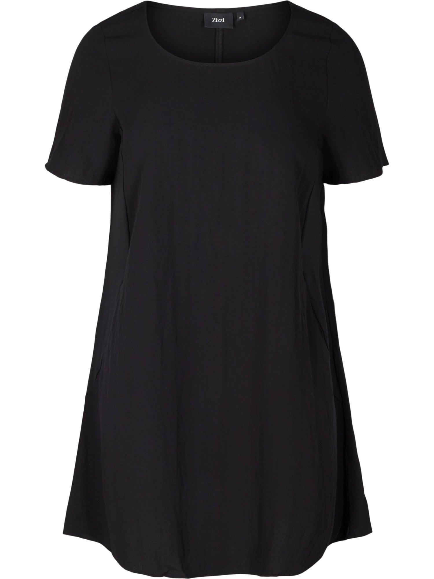 Zizzi Letní šaty 'Vmacy'  černá