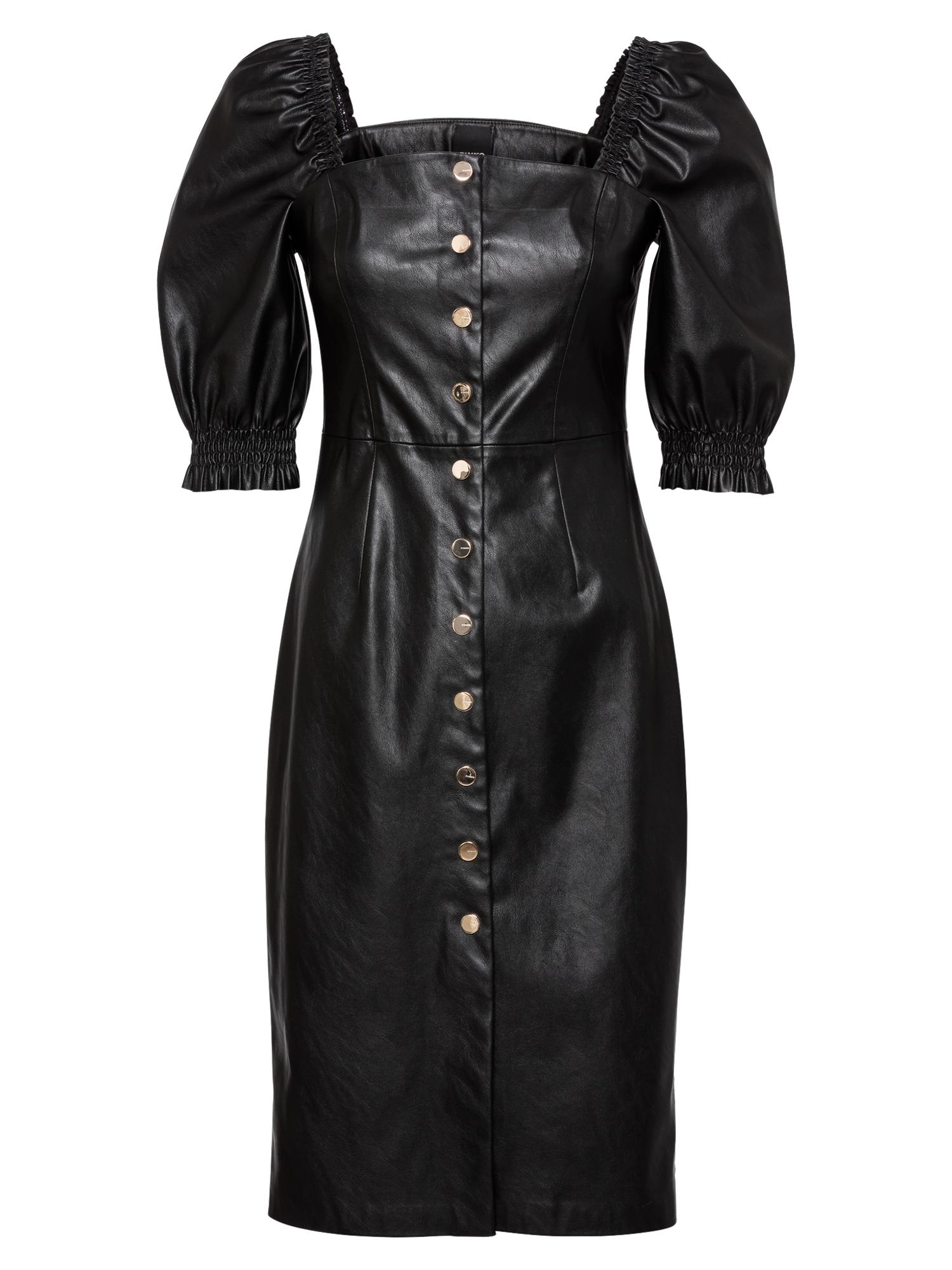 PINKO Šaty  černá
