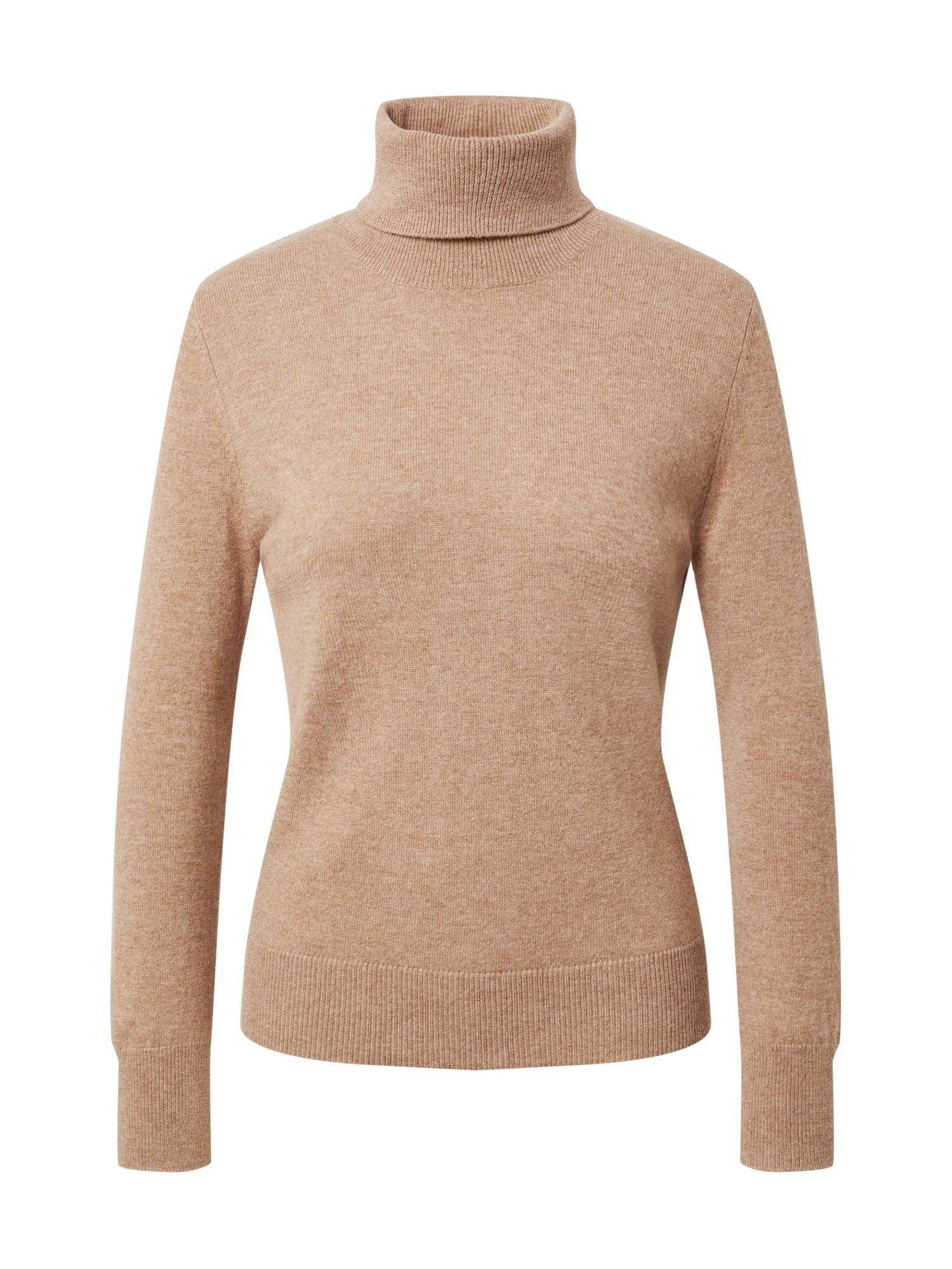Pure Cashmere NYC Megztinis gelsvai pilka spalva