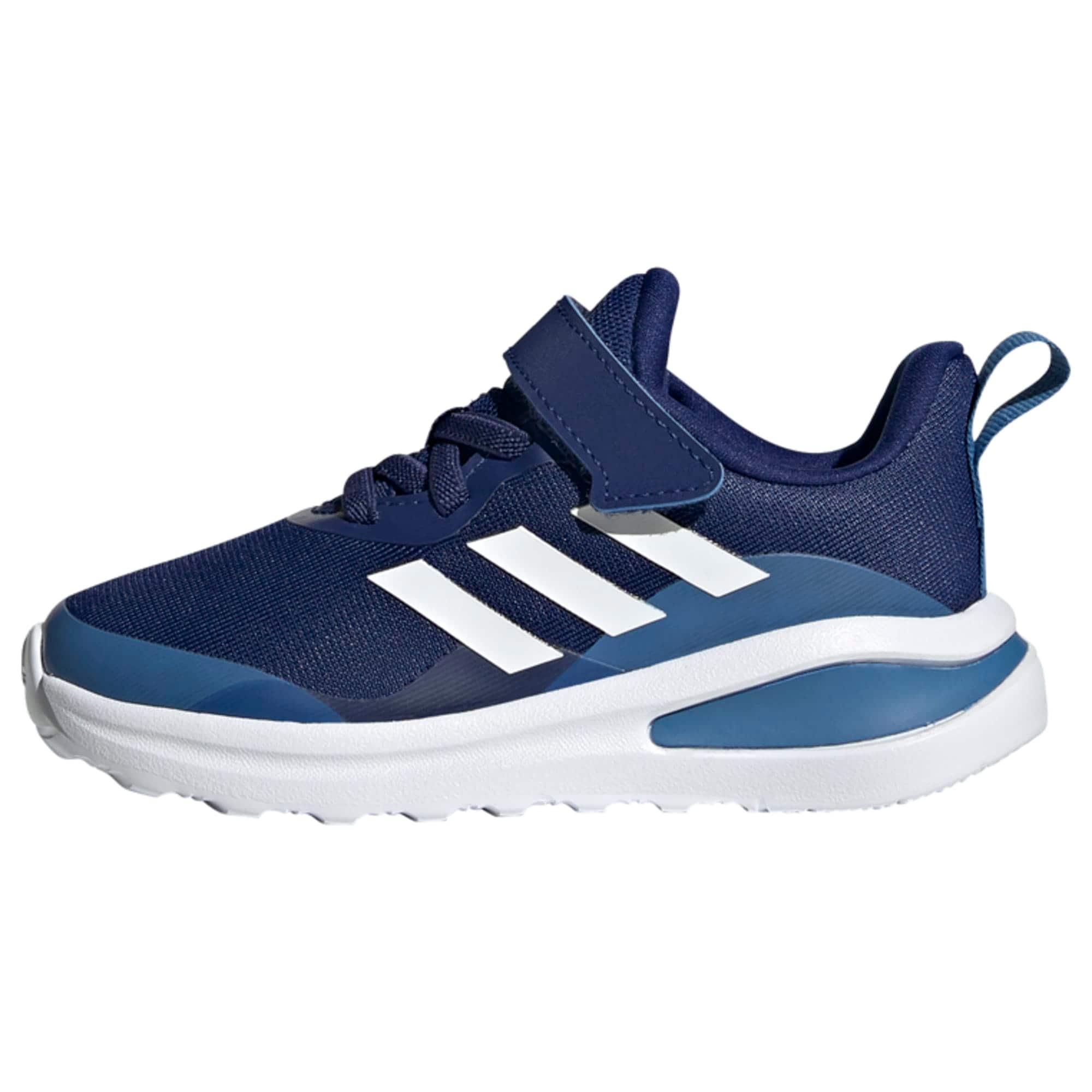 ADIDAS PERFORMANCE Sportiniai batai 'FortaRun' tamsiai mėlyna jūros spalva / balta