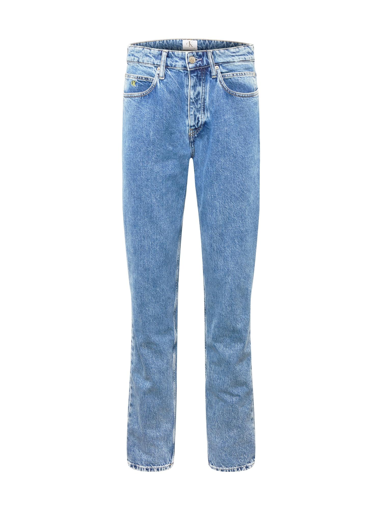 Calvin Klein Jeans Džíny 'BAGGY'  modrá džínovina