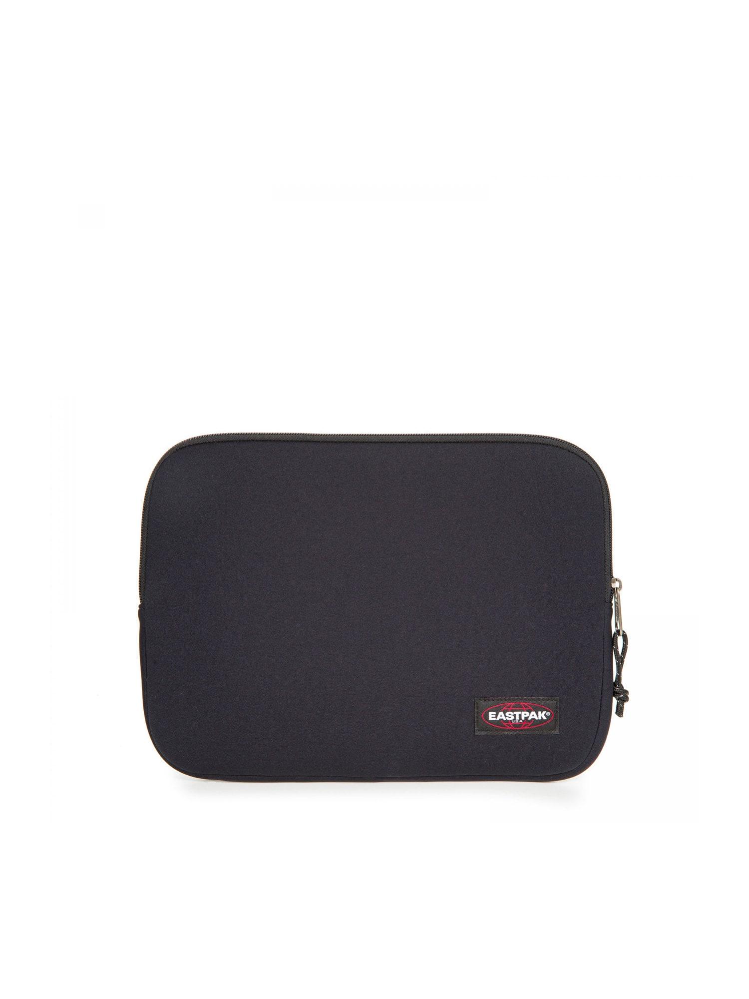 EASTPAK Nešiojamo kompiuterio krepšys 'BLANKET' juoda / balta / raudona