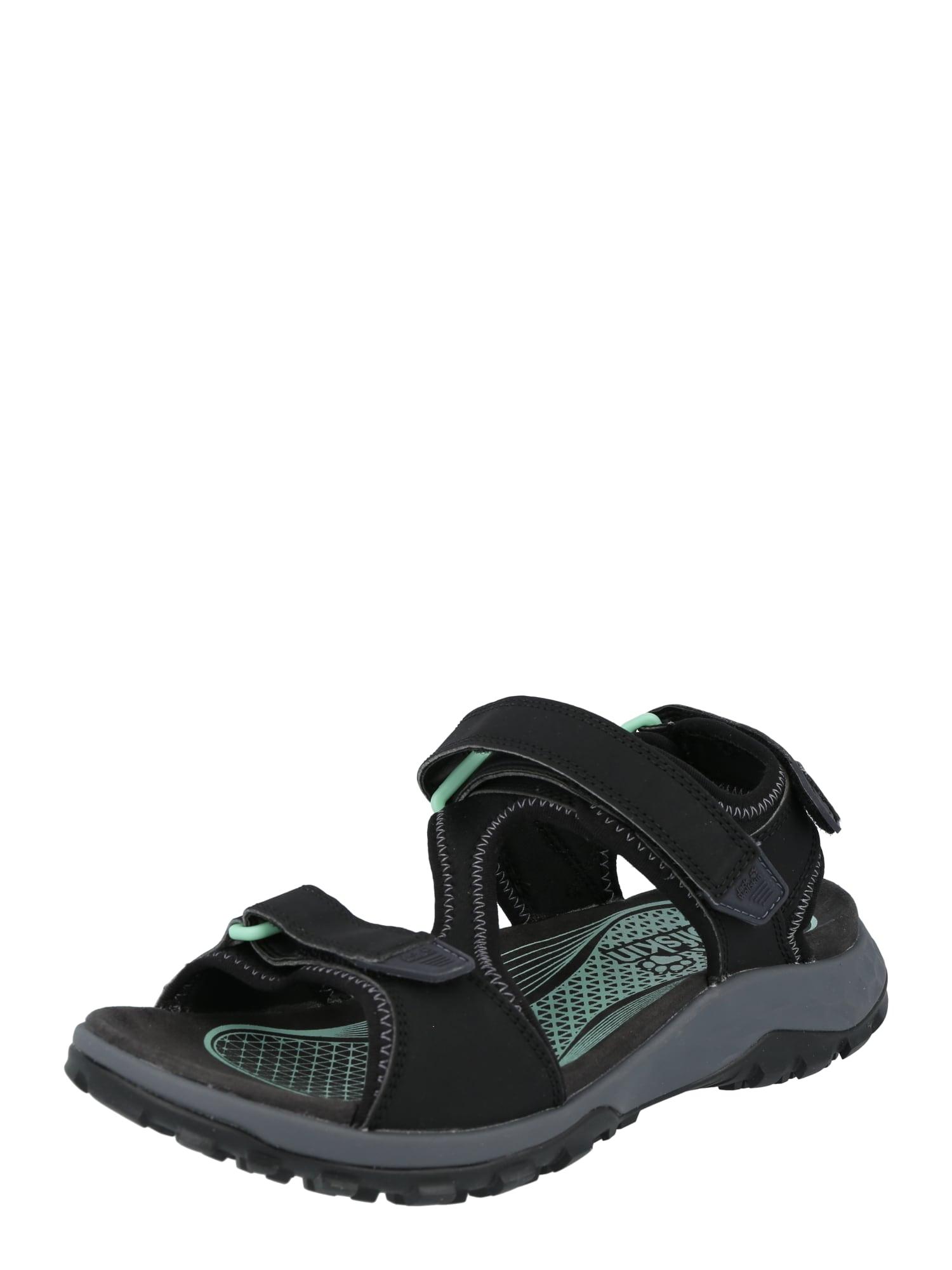 Calvin Klein Jeans Sportinio tipo sandalai juoda