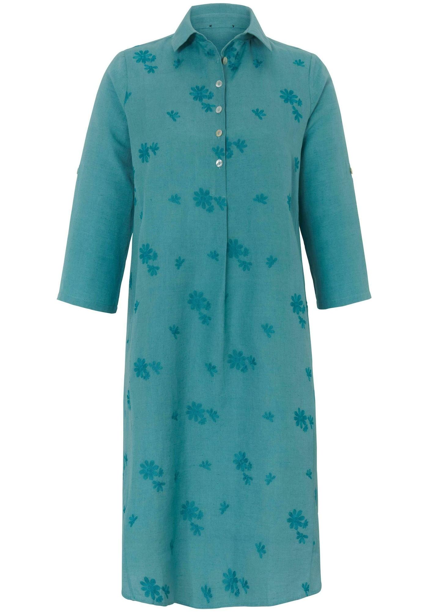 Sommerkleid Kleid mit 3/4-Arm   Bekleidung > Kleider > Sommerkleider   Anna Aura