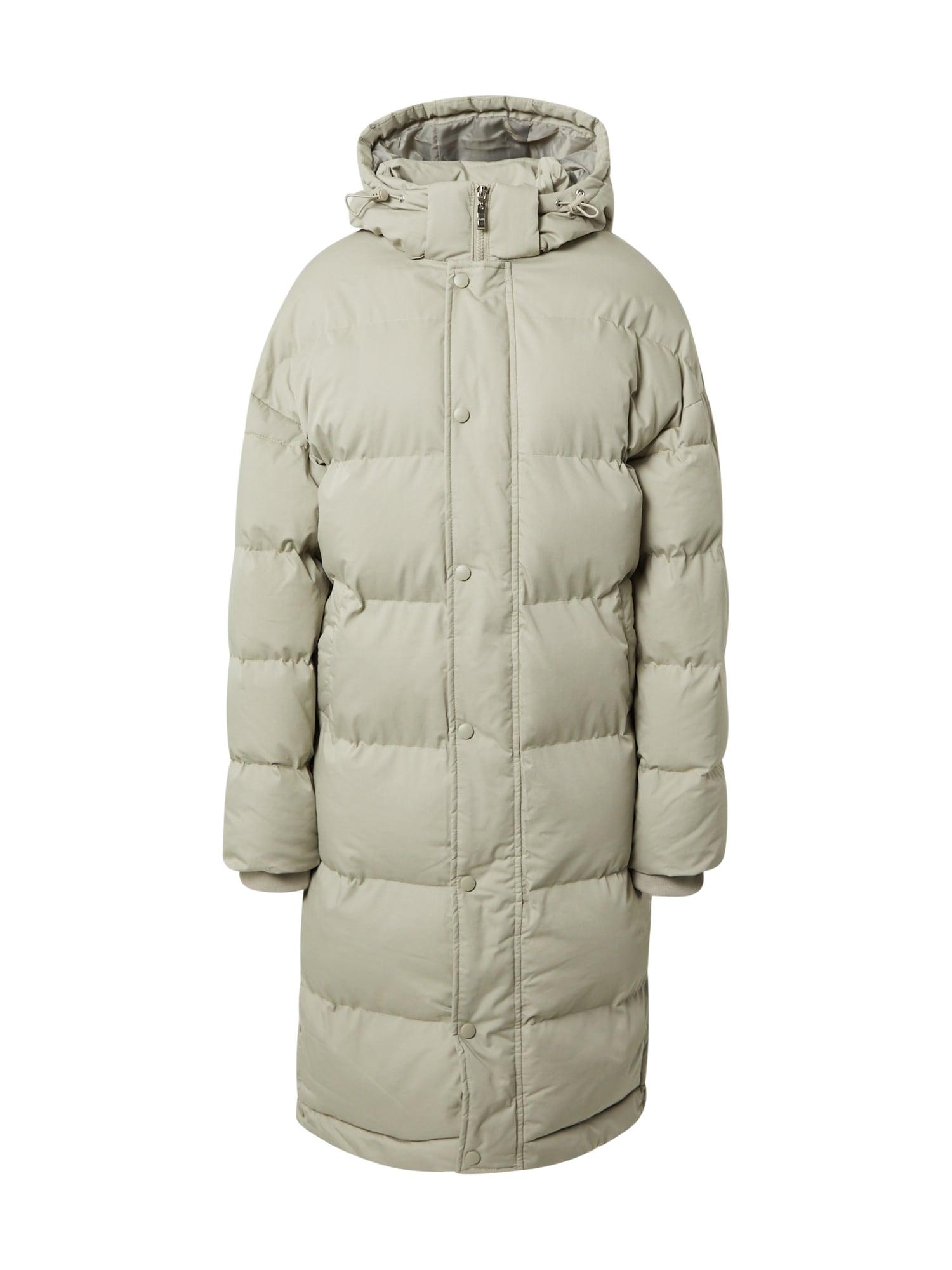 Missguided Žieminis paltas žalia