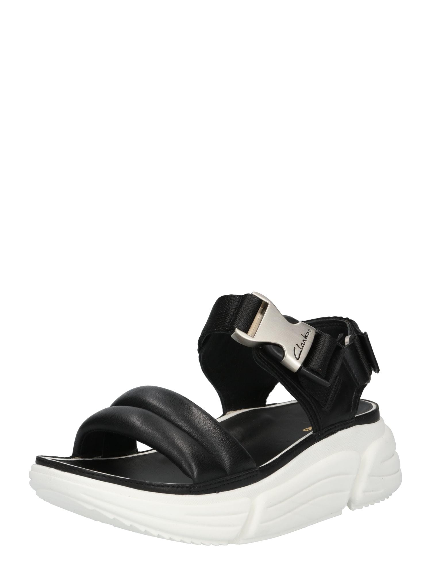 CLARKS Sandalai juoda
