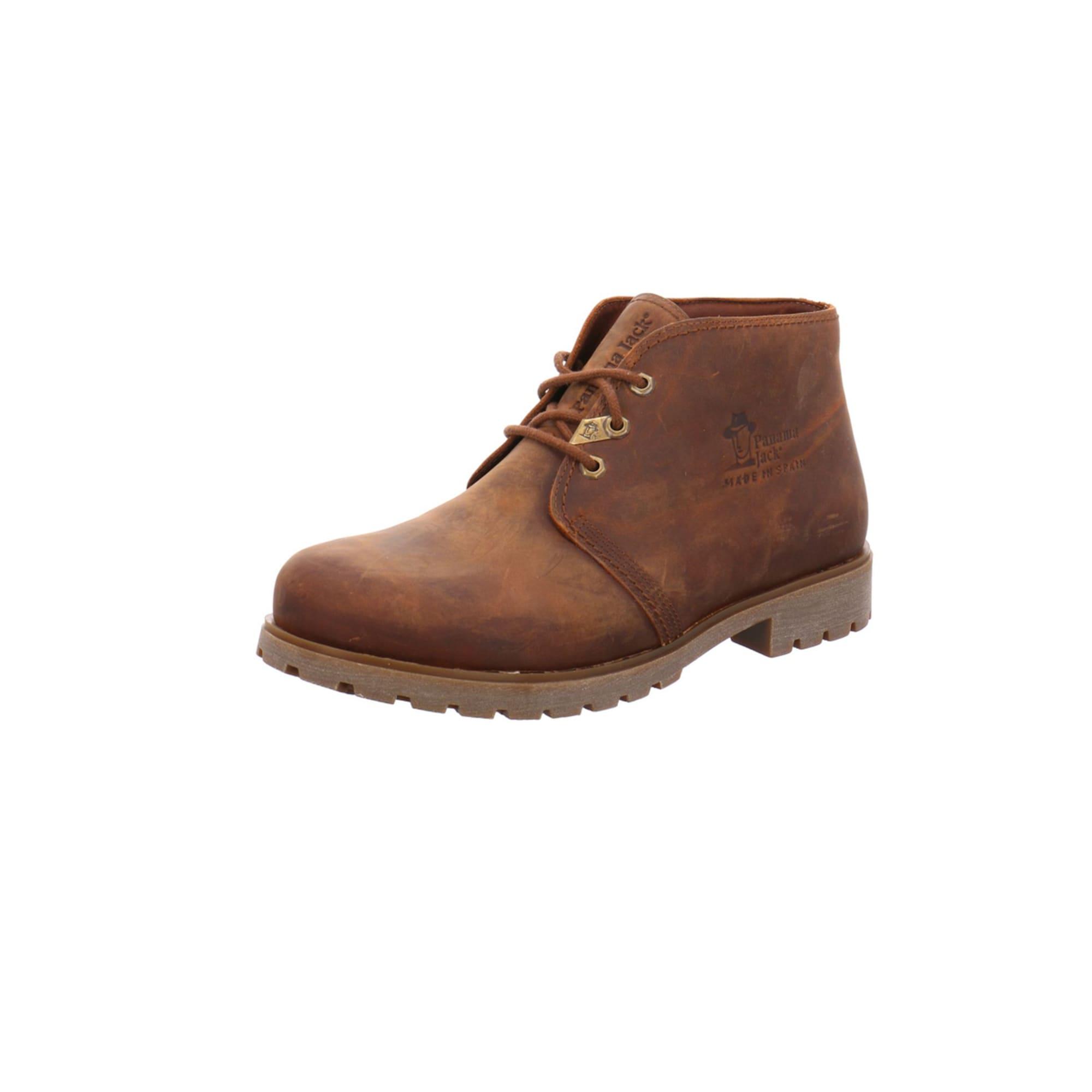 PANAMA JACK Auliniai batai su raišteliais ruda