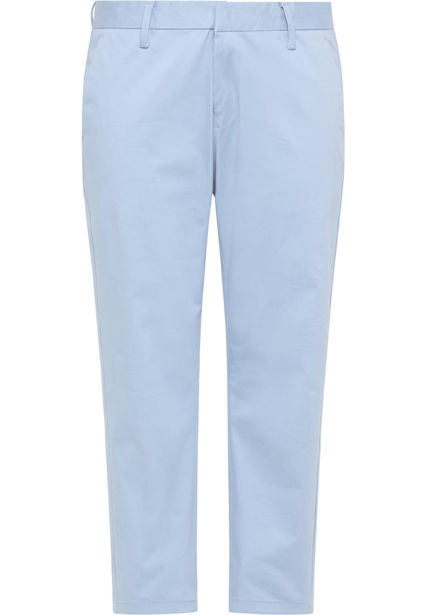 DreiMaster Maritim Kelnės šviesiai mėlyna