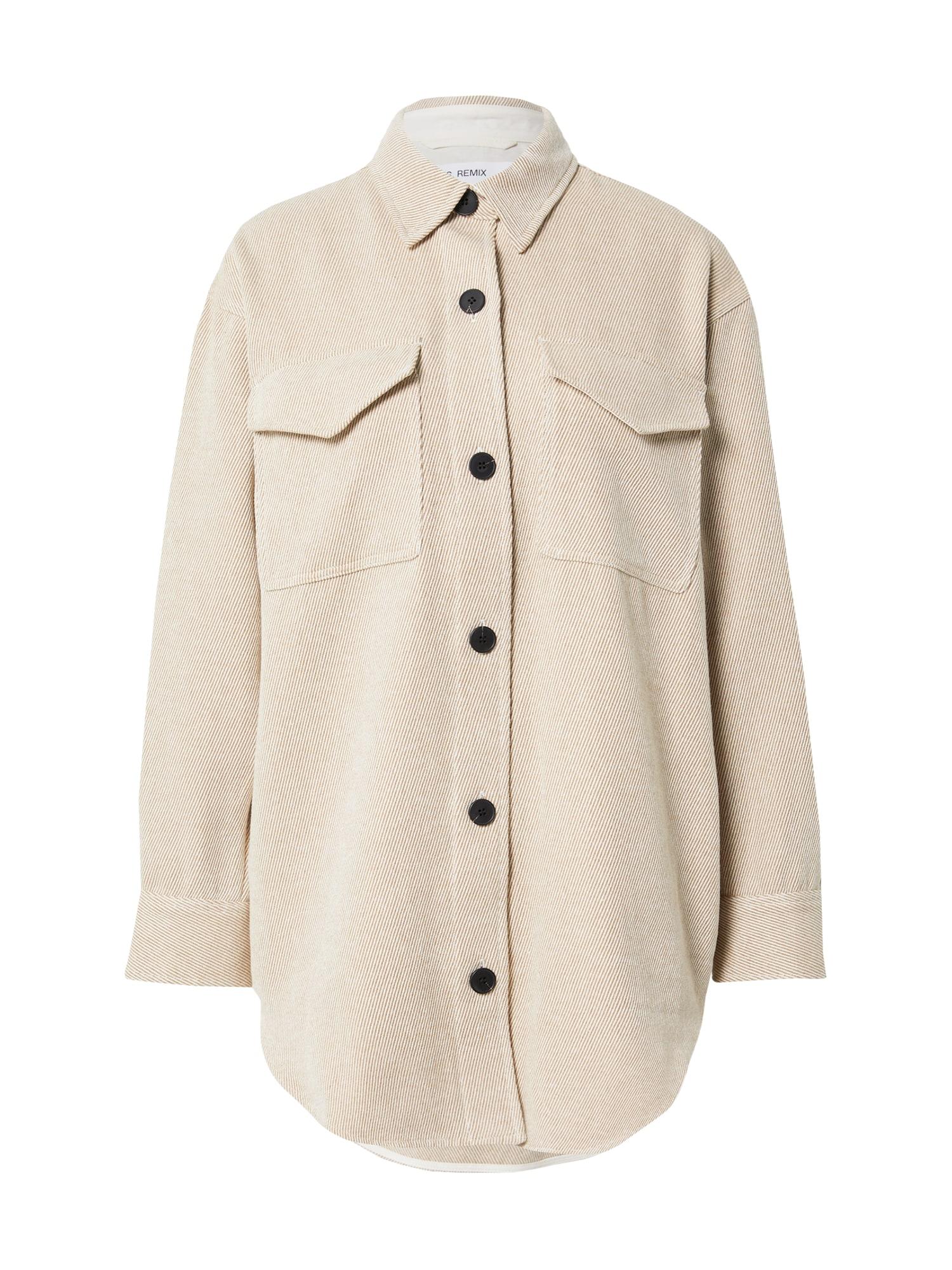 Designers Remix Demisezoninis paltas