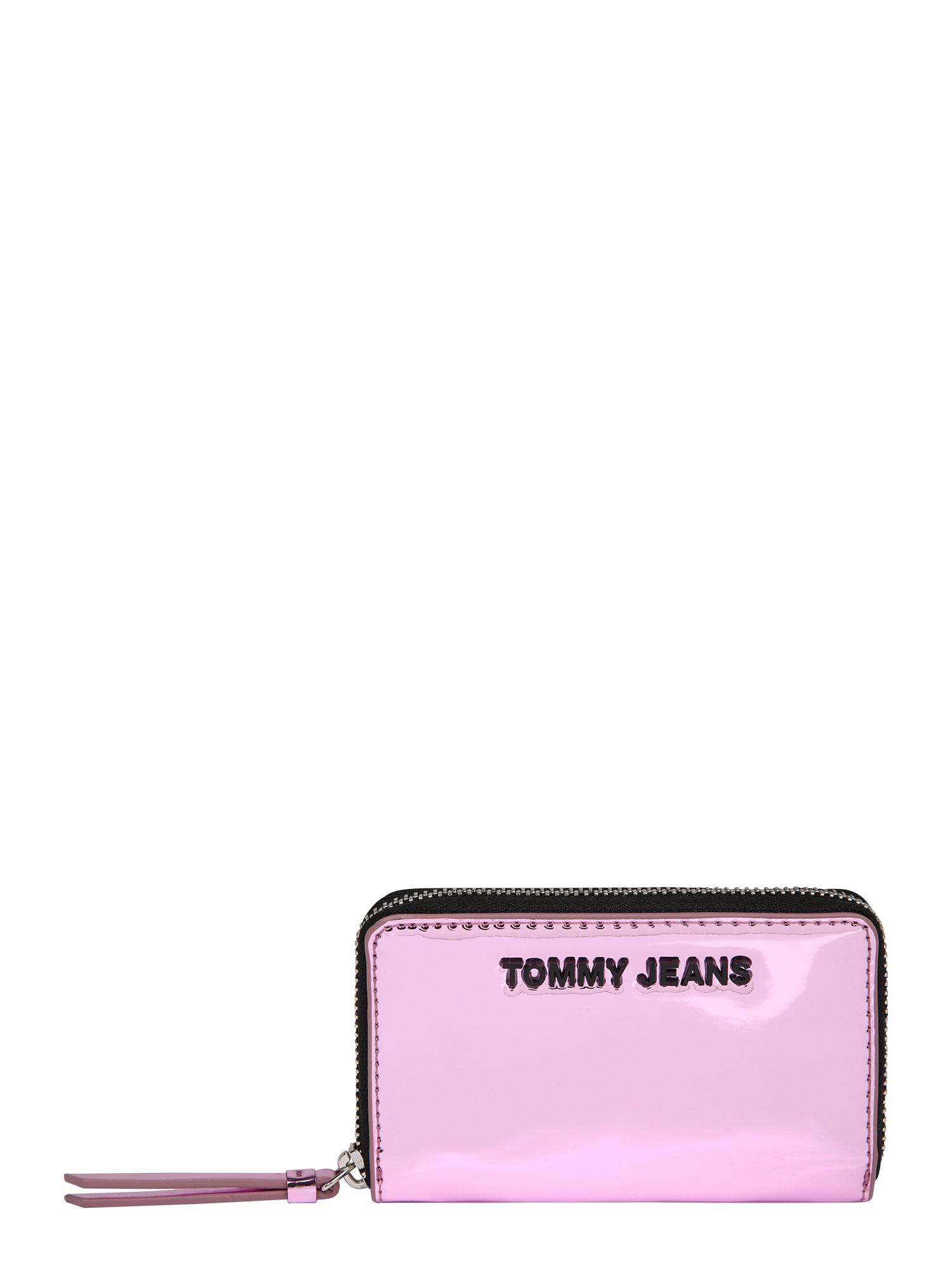 Tommy Jeans Piniginė rožinė / juoda