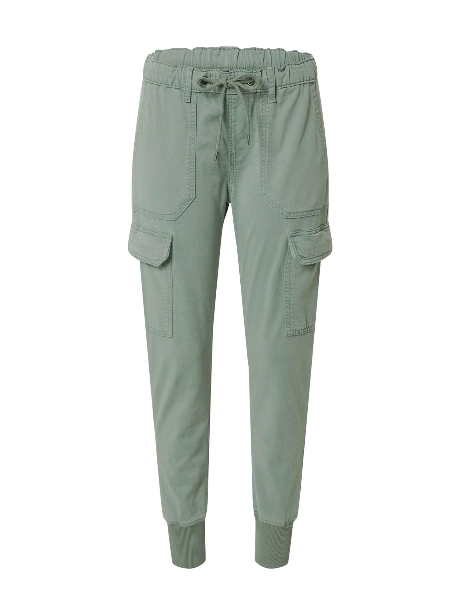 Pepe Jeans Darbinio stiliaus džinsai 'CRUSADE' pastelinė žalia