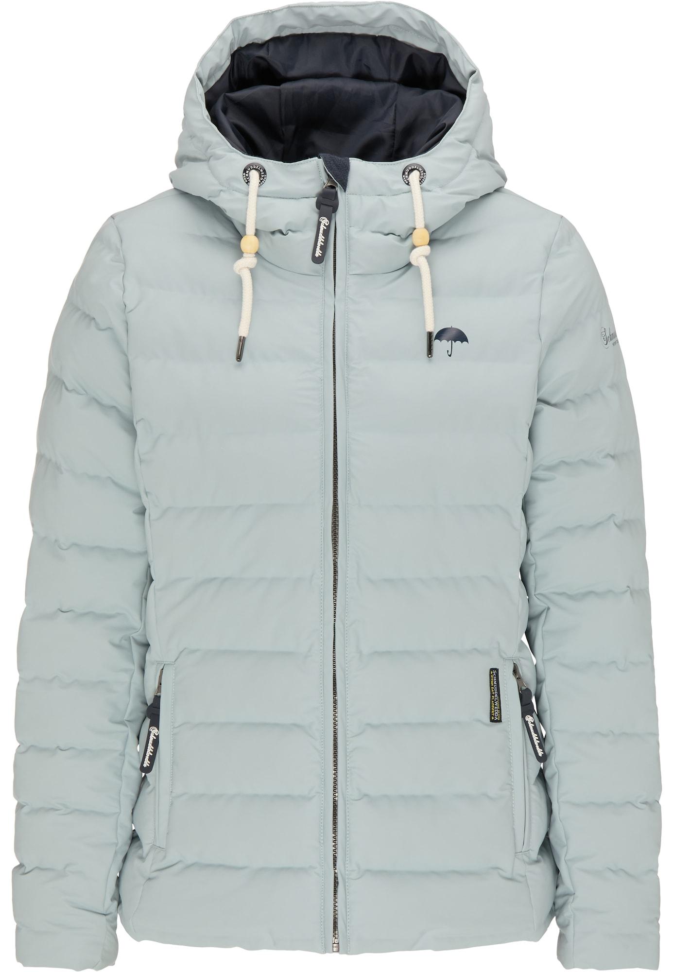 Schmuddelwedda Žieminė striukė šviesiai mėlyna