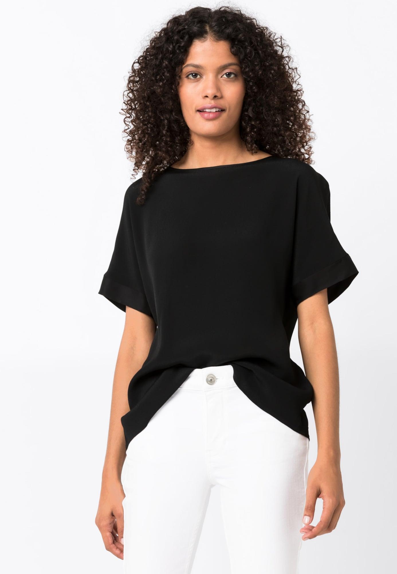 hallhuber - Oversize-Bluse