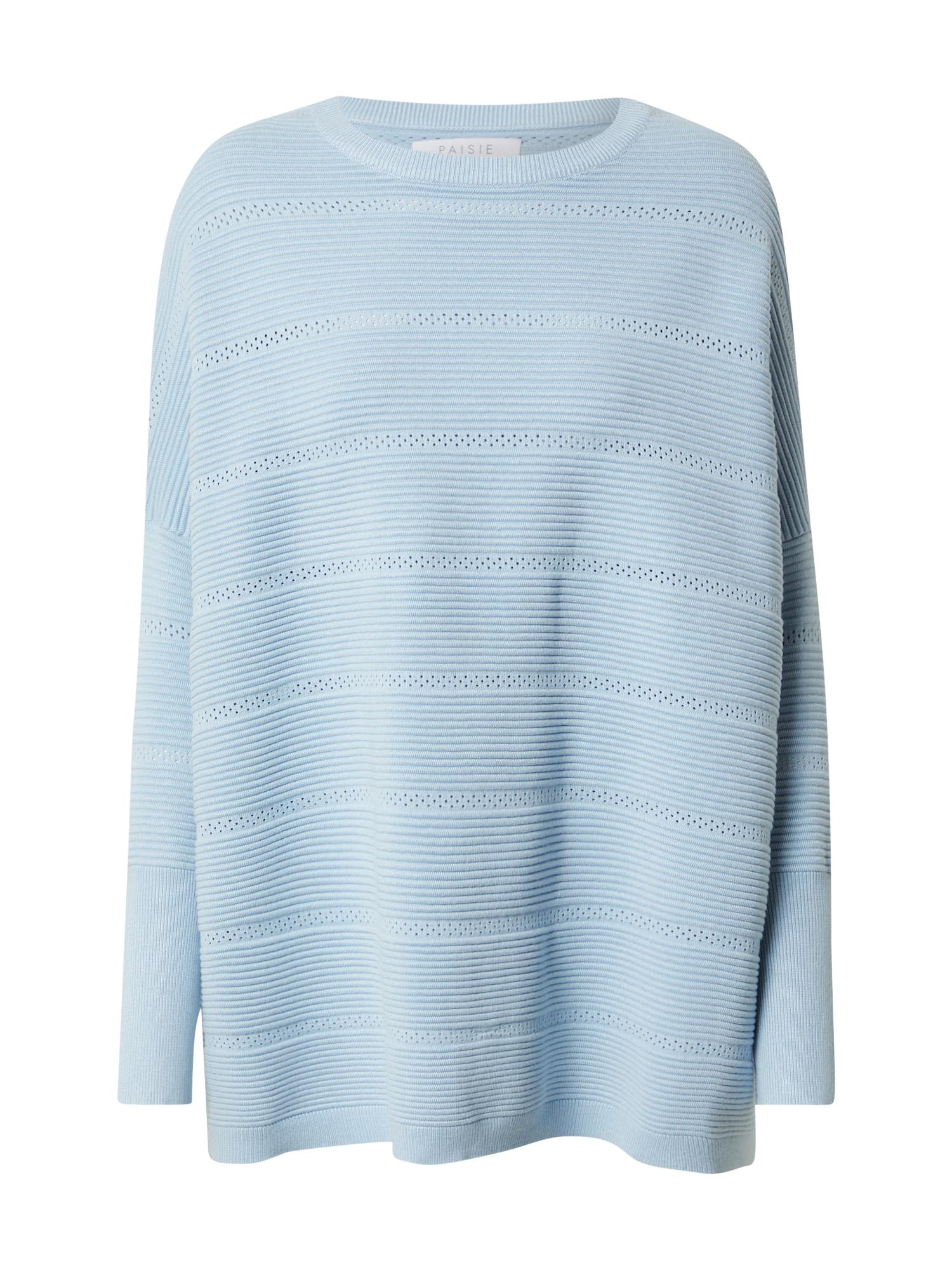 Paisie Megztinis šviesiai mėlyna