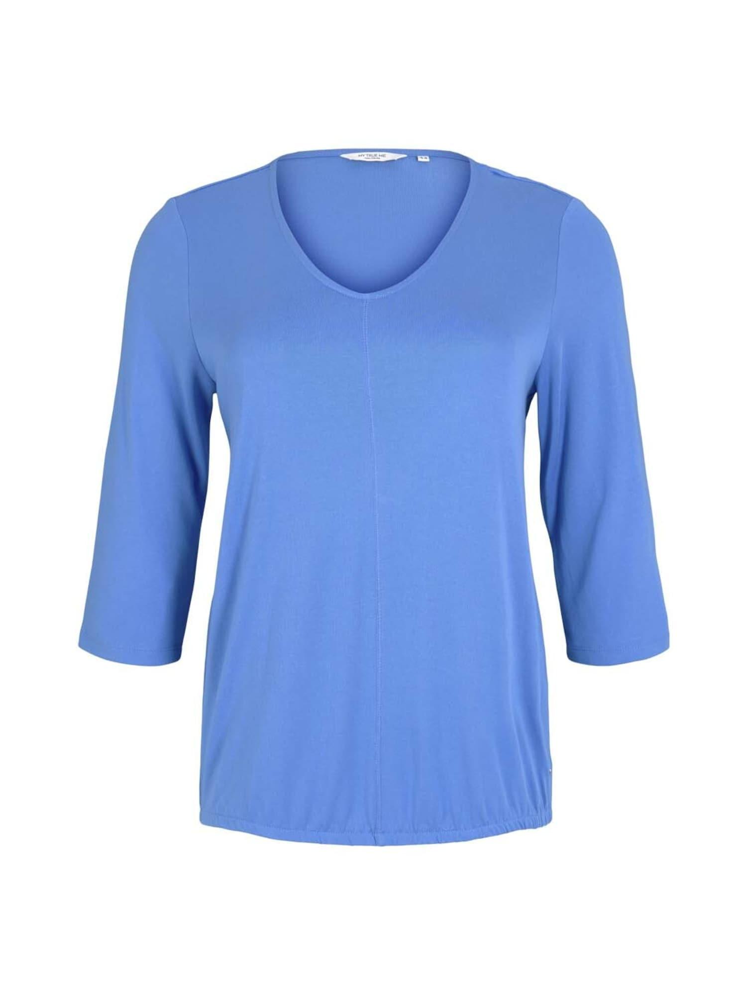 MY TRUE ME Marškinėliai šviesiai mėlyna