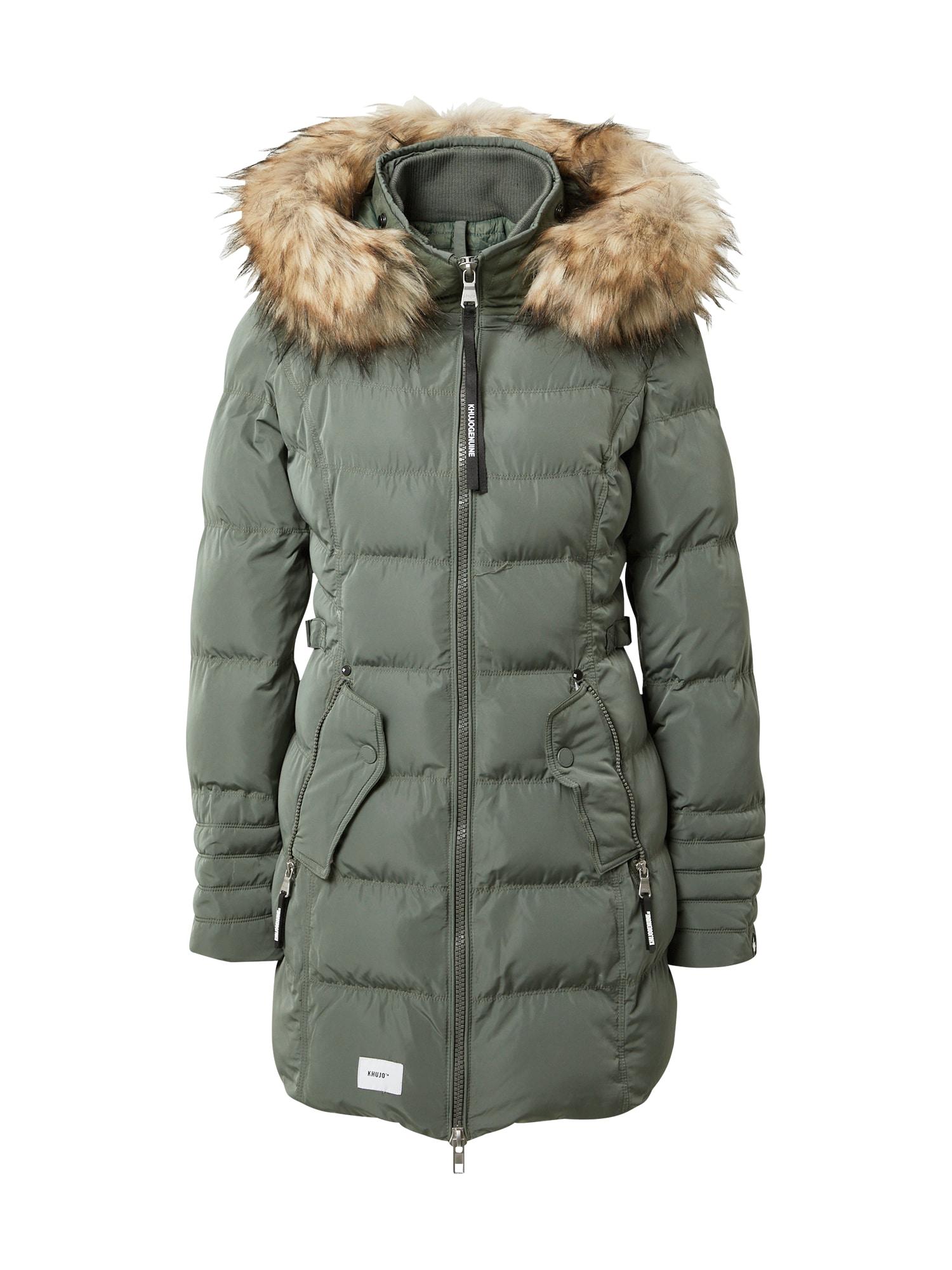 khujo Žieminis paltas