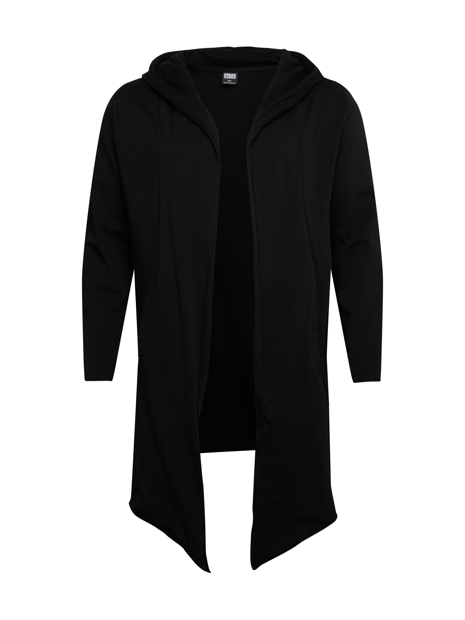 Urban Classics Big & Tall Džemperis juoda