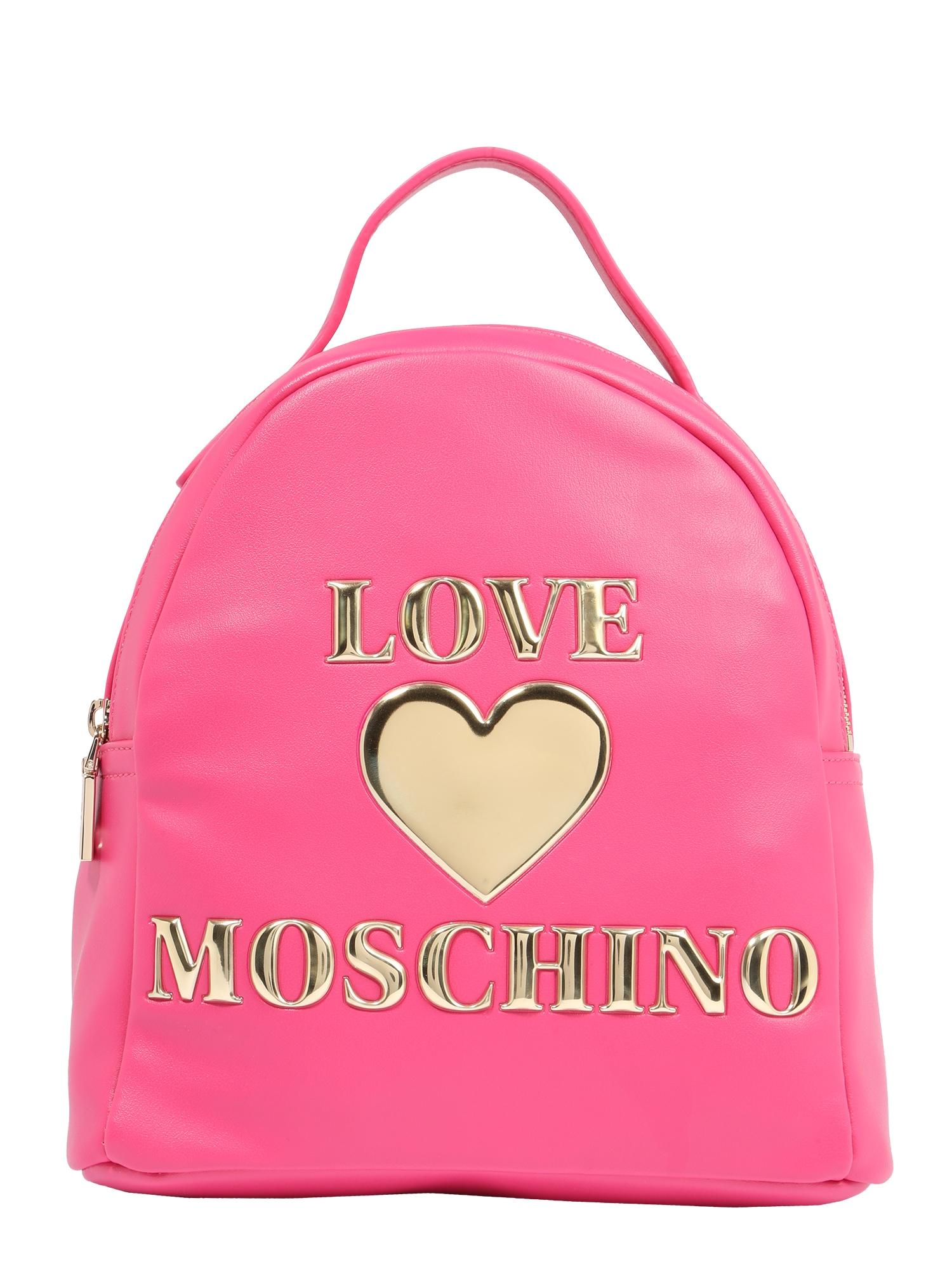 Love Moschino Kuprinė fuksijų spalva