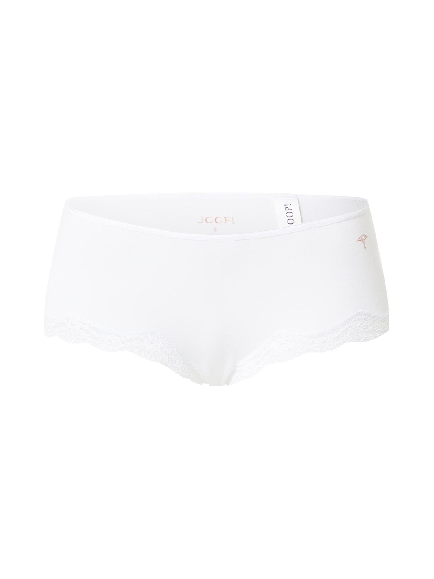 JOOP! Bodywear Kelnaitės paaukštintu liemeniu balta