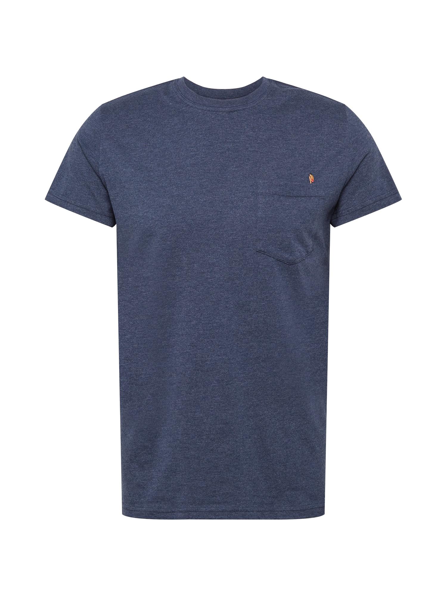 Revolution Marškinėliai melsvai pilka