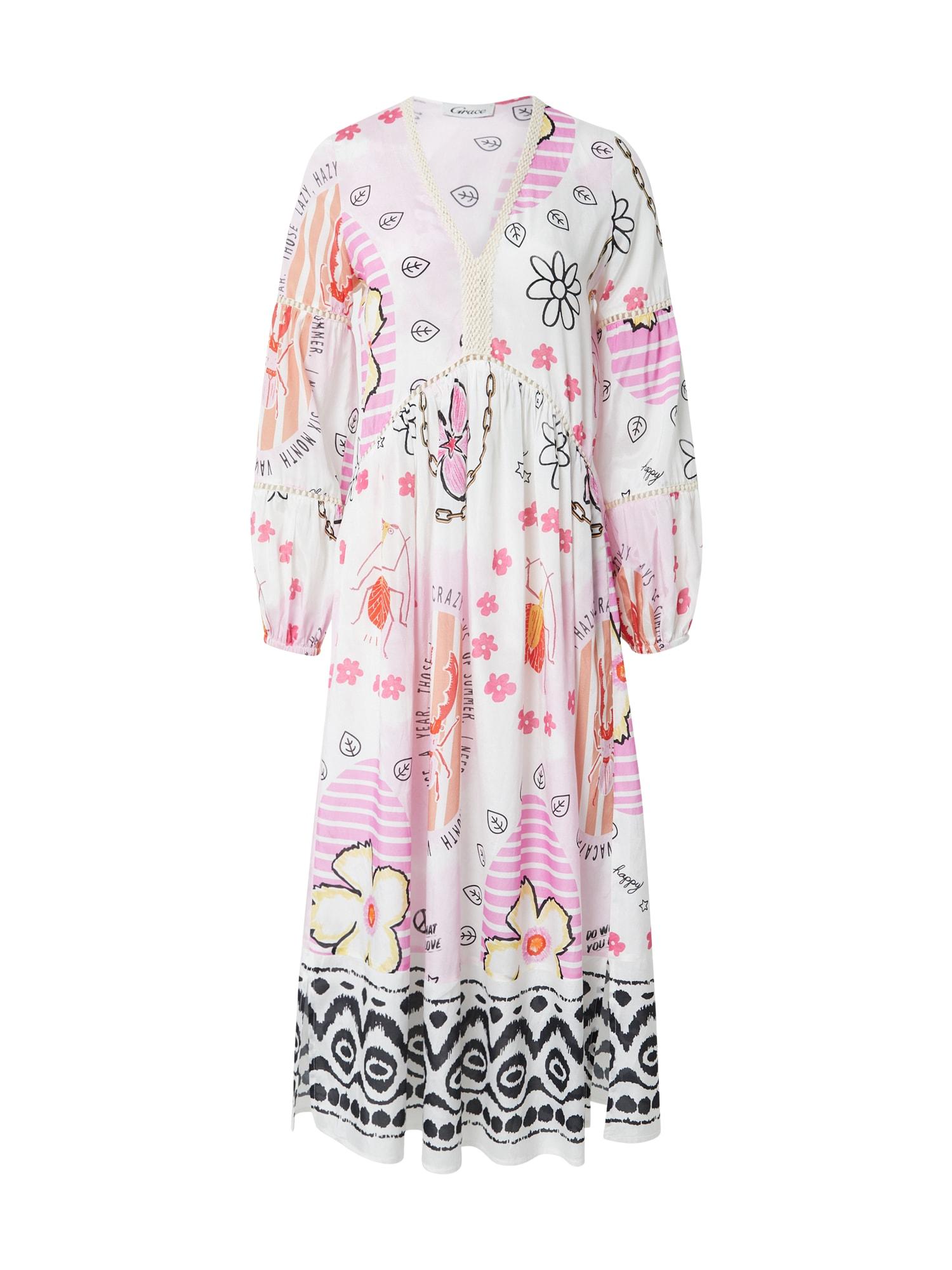Grace Suknelė rožinė / mišrios spalvos
