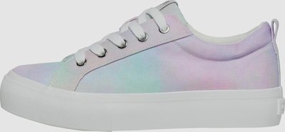 Only Shoes Liv Canvas Beads Tie Dye Thick Sole