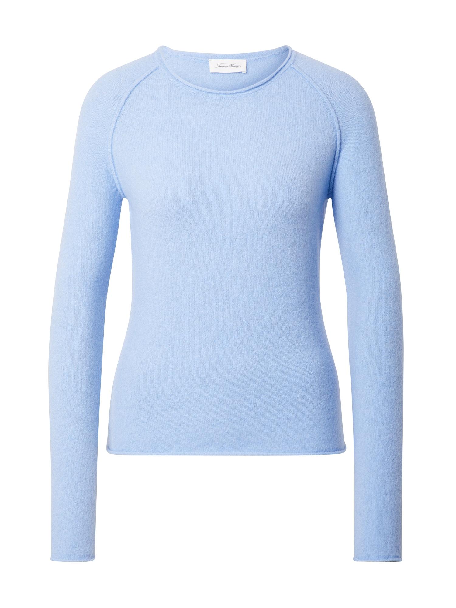 AMERICAN VINTAGE Megztinis šviesiai mėlyna