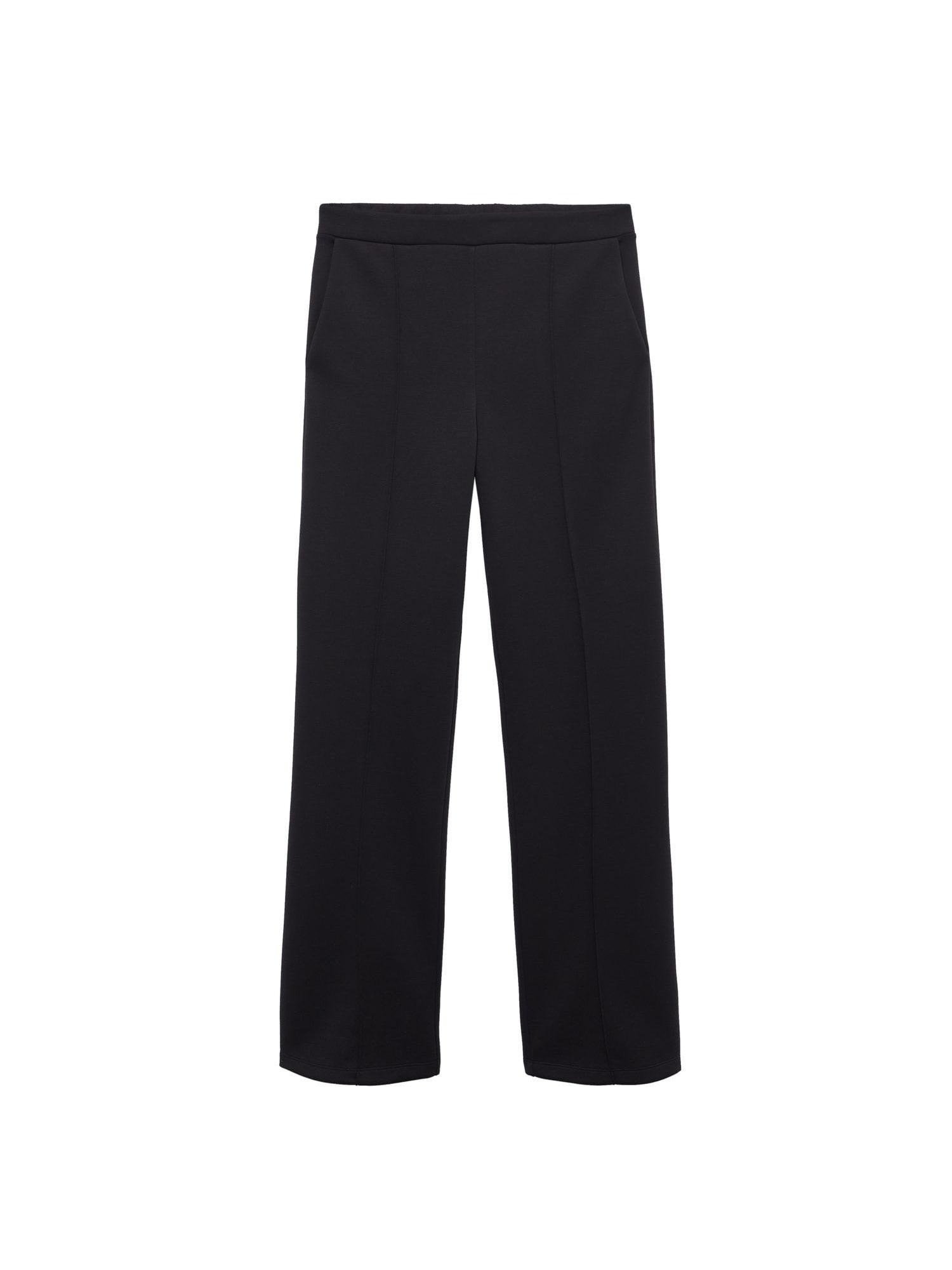 MANGO Kalhoty 'Naomi'  černá
