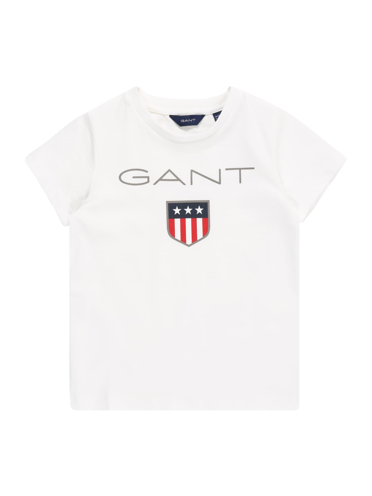 GANT Marškinėliai balta