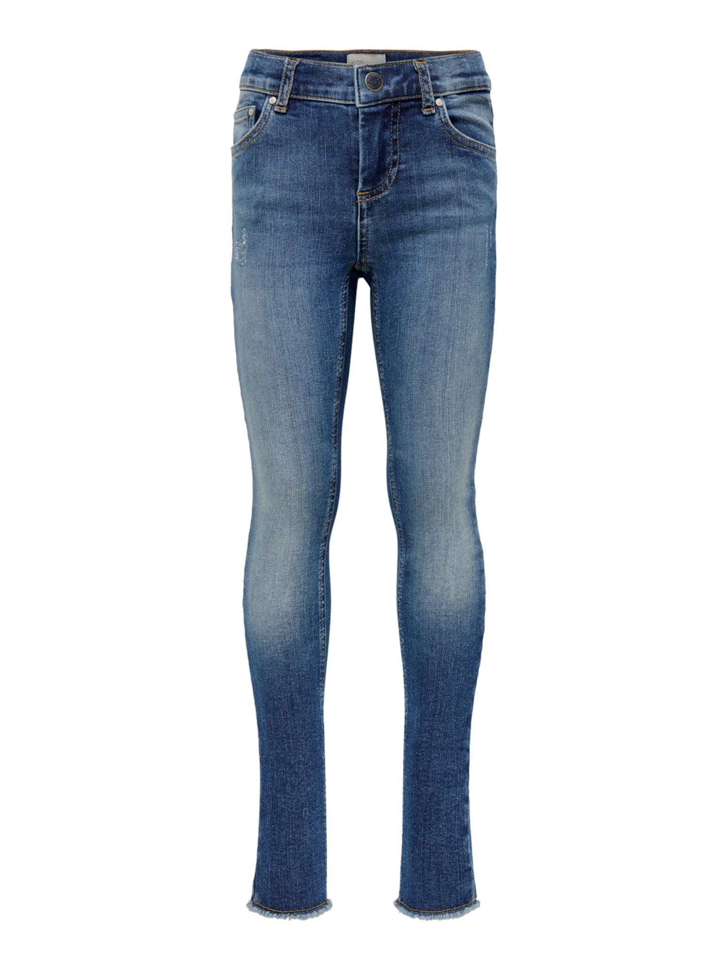 KIDS ONLY Džinsai tamsiai (džinso) mėlyna