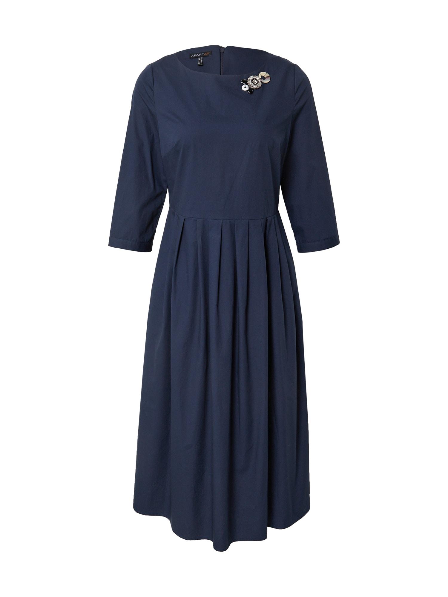 APART Vasarinė suknelė nakties mėlyna