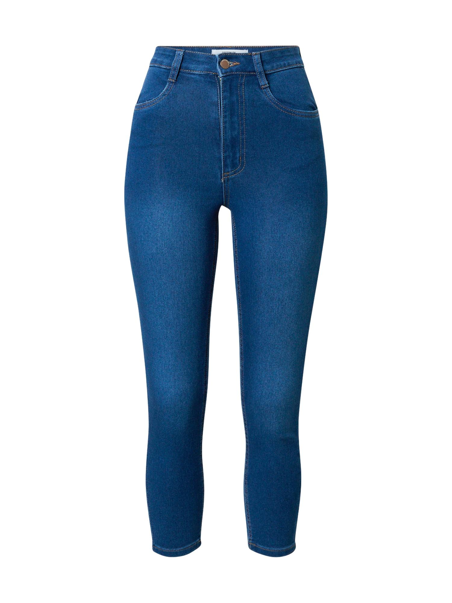 Cotton On Džinsai tamsiai (džinso) mėlyna